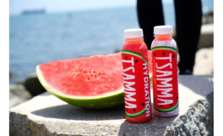 Tsamma Watermelon Juice Helps Hydrate the Jacksonville Jaguars