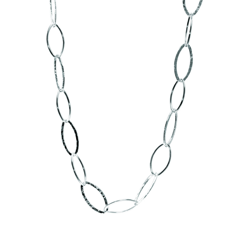 zara chain necklace