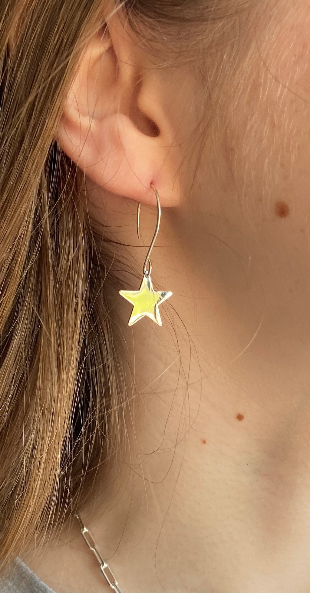 large star 🌟 earrings