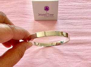 Classic 925 Polished Bangle