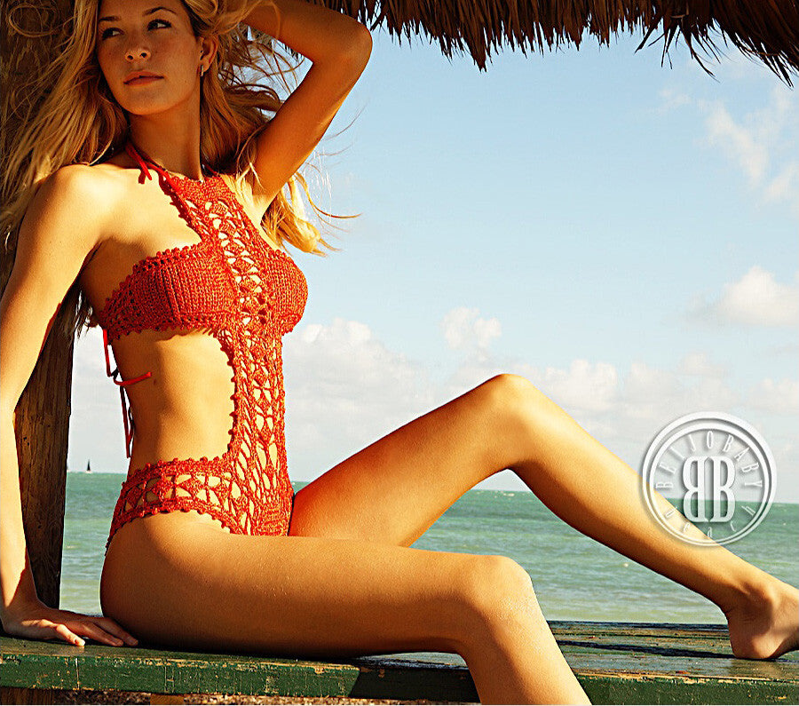 high tide crochet monokini