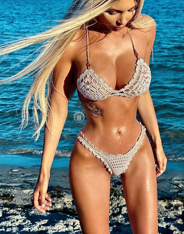 Seaside Crochet Bikini