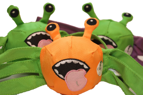 ALIEN-Jolly Pet - [durable dog toy] -True Drool.com
