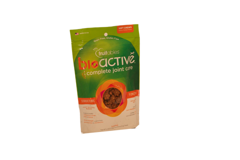 Bioactive - Complete joint care [chewy dog treat] - Fruitables - TrueDrool.com