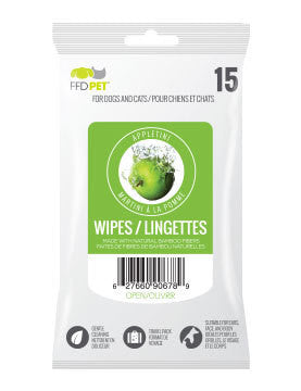 Soothing Pet Wipes | FFPET