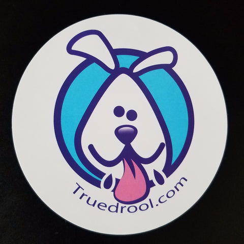 Logo Sticker Pack-TrueDrool.com