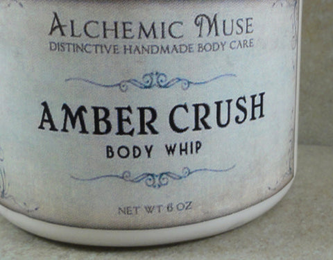 Amber Crush Body Whip