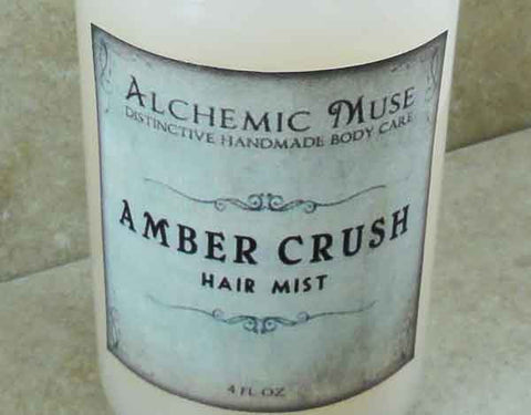 Amber Crush Hair Mist