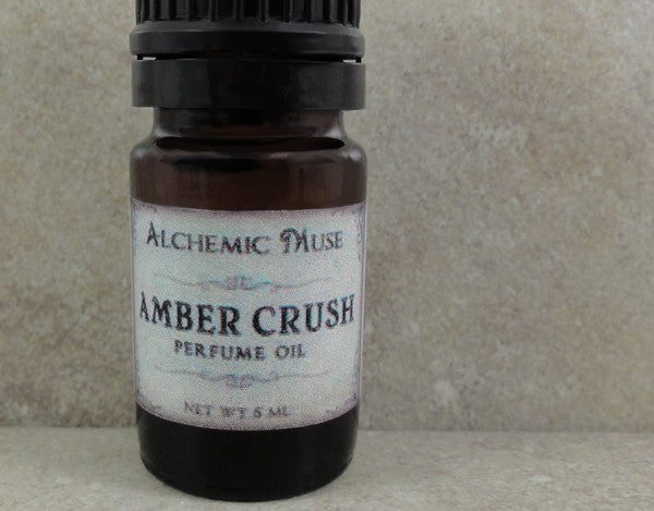 Amber Crush Perfume Oil