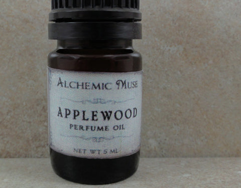 Applewood Perfume Oil