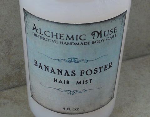 Bananas Foster Hair Mist