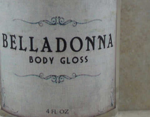 Belladonna Body Gloss