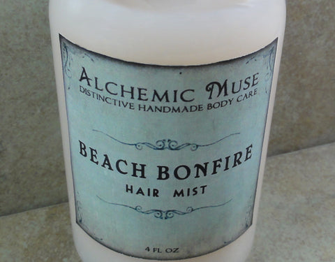 Beach Bonfire Hair Mist