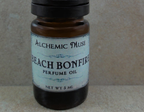 Beach Bonfire Perfume Oil