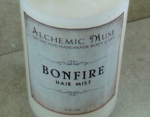 Bonfire Hair Mist