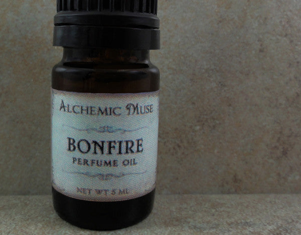 Bonfire Perfume Oil