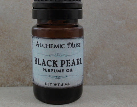 Black Pearl Perfume Oil