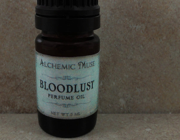 Bloodlust Perfume Oil