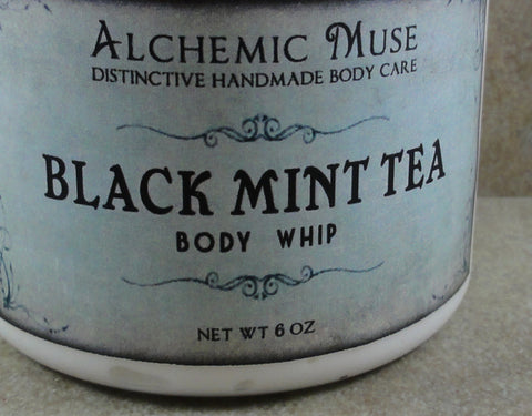 Black Mint Tea Body Whip