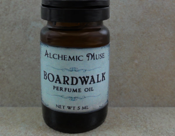 Boardwalk Perfume Oil