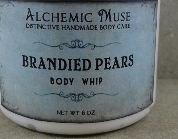 Brandied Pears Body Whip