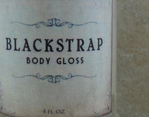 Blackstrap Body Gloss