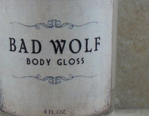 Bad Wolf Body Gloss