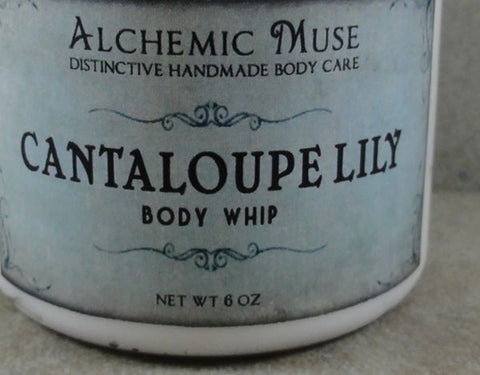 Cantaloupe Lily Body Whip