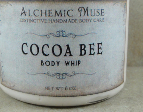 Cocoa Bee Body Whip