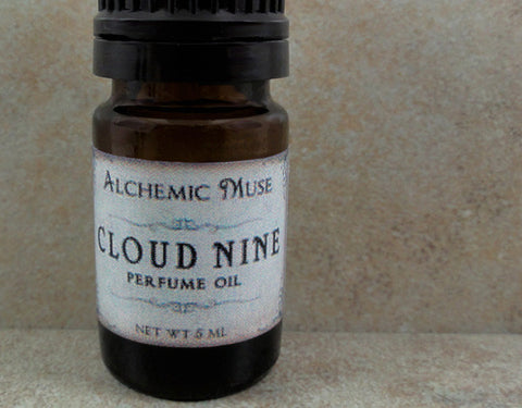 Cloud Nine Perfume Oil