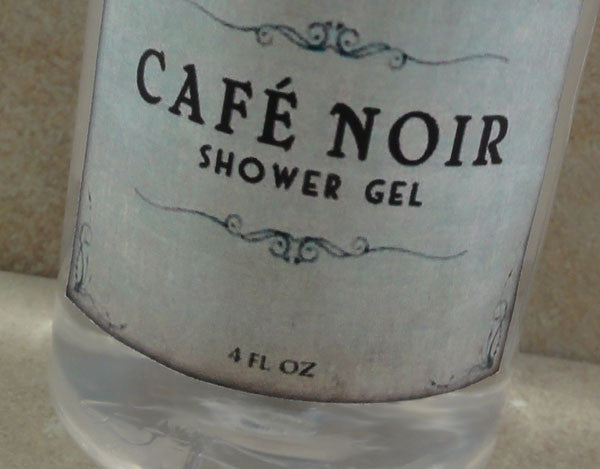 Café Noir Shower Gel