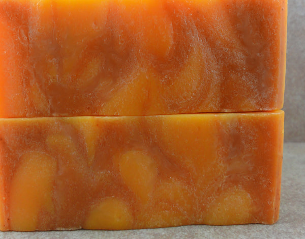 Pumpkin Coconut Soap
