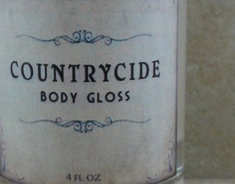 Countrycide Body Gloss