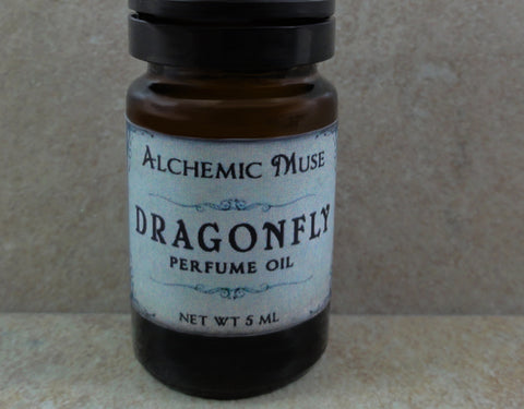 Dragonfly Perfume Oil