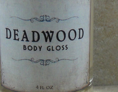 Deadwood Body Gloss