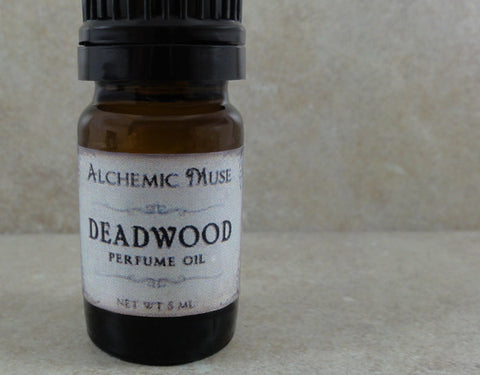 Deadwood Perfume Oil