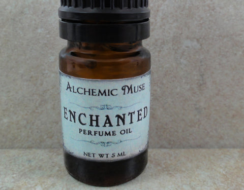 Enchanted Perfume Oil