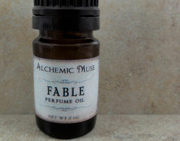 Fable Perfume Oil