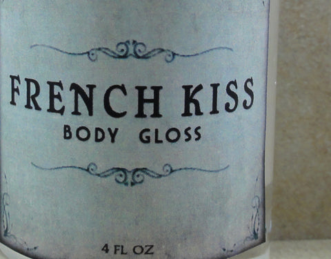 French Kiss Body Gloss
