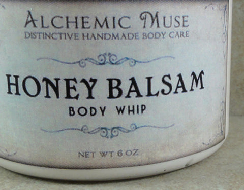 Honey Balsam Body Whip