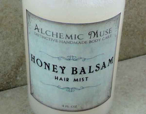 Honey Balsam Hair Mist