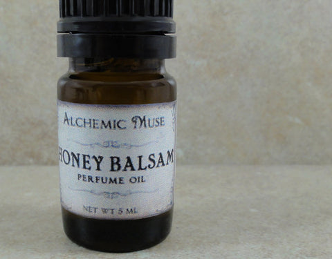 Honey Balsam Perfume Oil