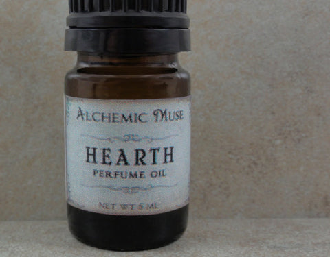Hearth Perfume Oil