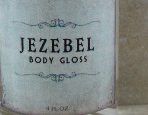 Jezebel Body Gloss