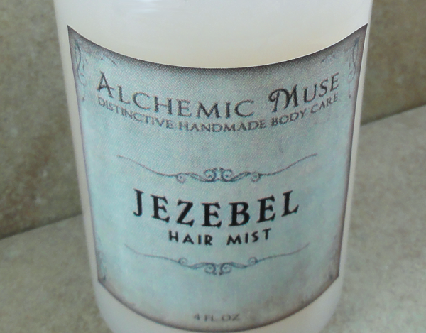 Jezebel Hair Mist