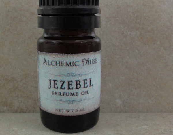 Jezebel Perfume Oil