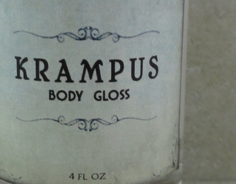 Krampus Body Gloss