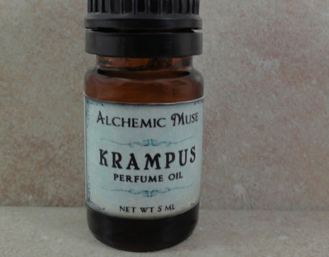 Krampus Perfume Oil