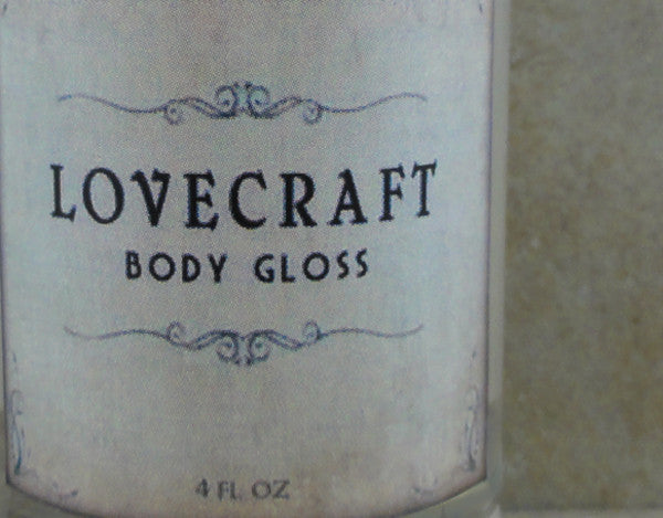 Lovecraft Body Gloss