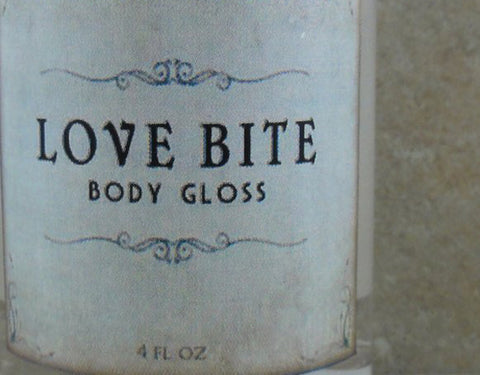 Love Bite Body Gloss